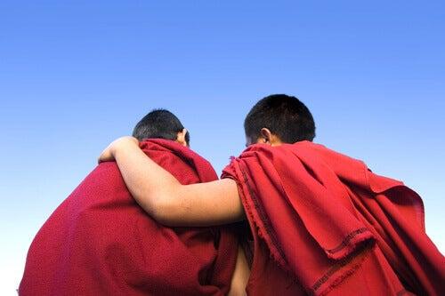 Os monges tibetanos que surpreenderam cientistas de Harvard