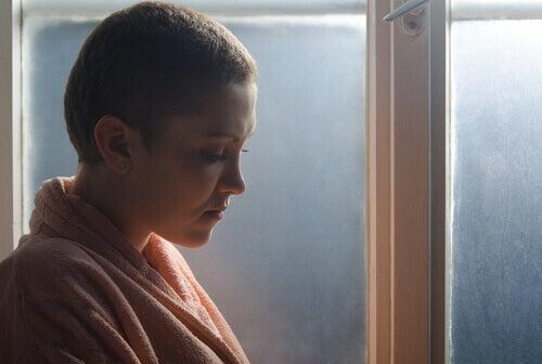 A ansiedade diante do câncer feminino