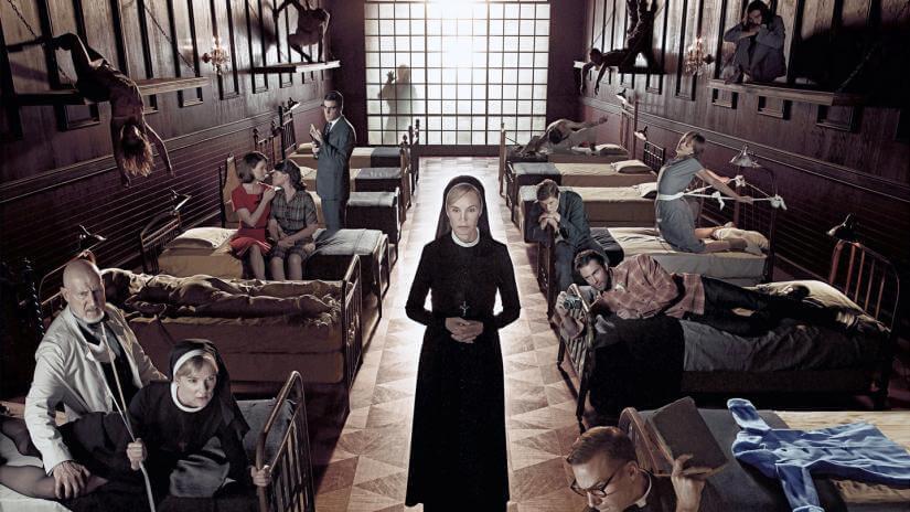American Horror Story: Asylum, a descida ao inferno