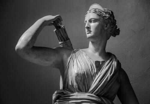 O mito de Ártemis, a deusa da natureza