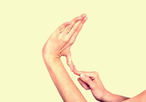 Mãos elásticas
