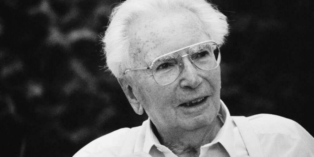 Viktor Frankl e seus ensinamentos sobre a resiliência, sempre tão necessários
