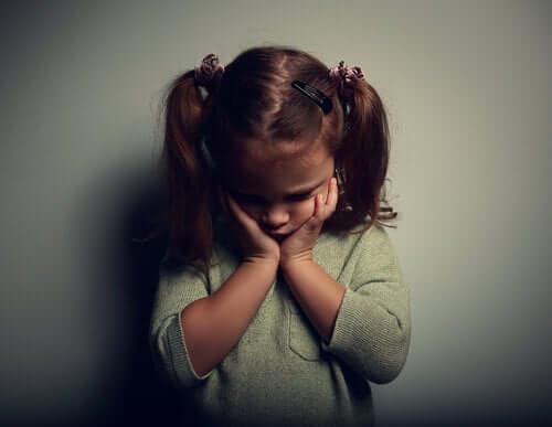 A síndrome da carência afetiva na infância