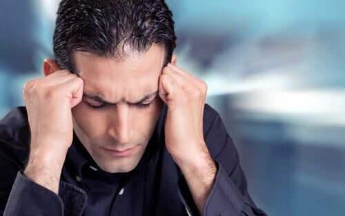 O estresse é uma sensação de tensão física e mental