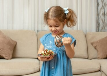 Fruit snack challenge: o autocontrole das crianças