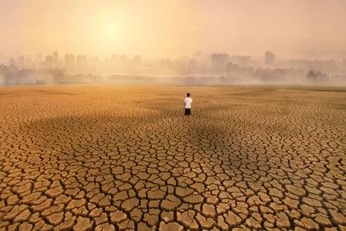 Ecoansiedade, uma consequência das mudanças climáticas