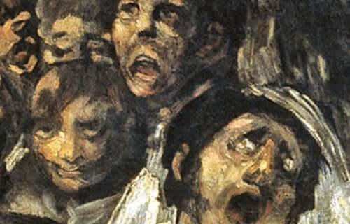 Os monstros da razão: a psicologia das pinturas negras de Goya