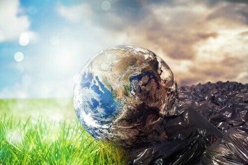 Mudanças climáticas na Terra