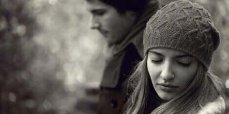 Por que um casal apaixonado se separa?