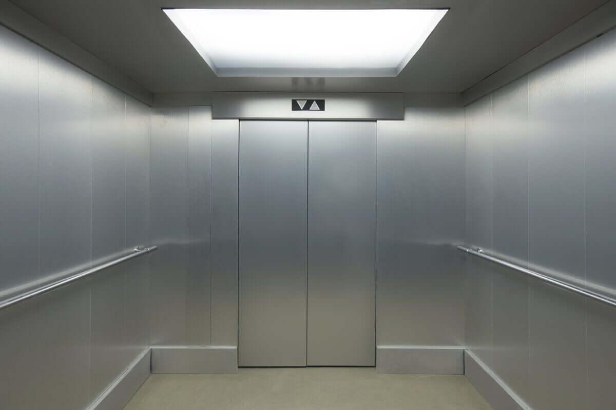 Fobia de elevadores
