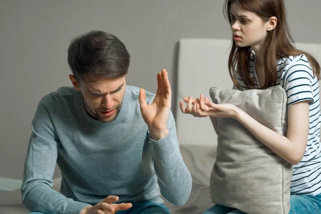 A hostilidade em um relacionamento: o prelúdio do fim