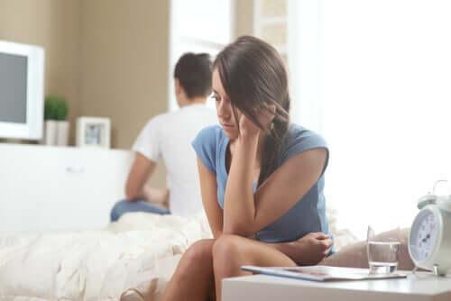 Apego ansioso ou parceiro esquivo?