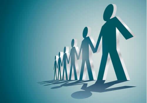 A união entre as pessoas