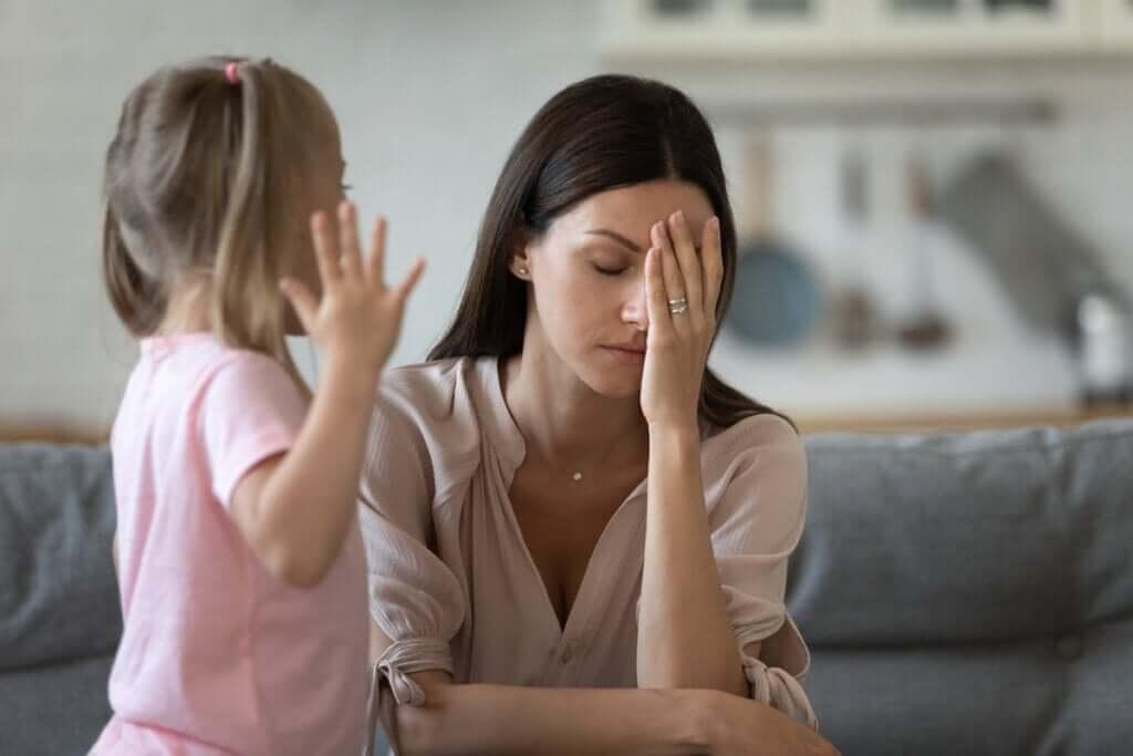Eu não suporto ver meu filho ficar com raiva