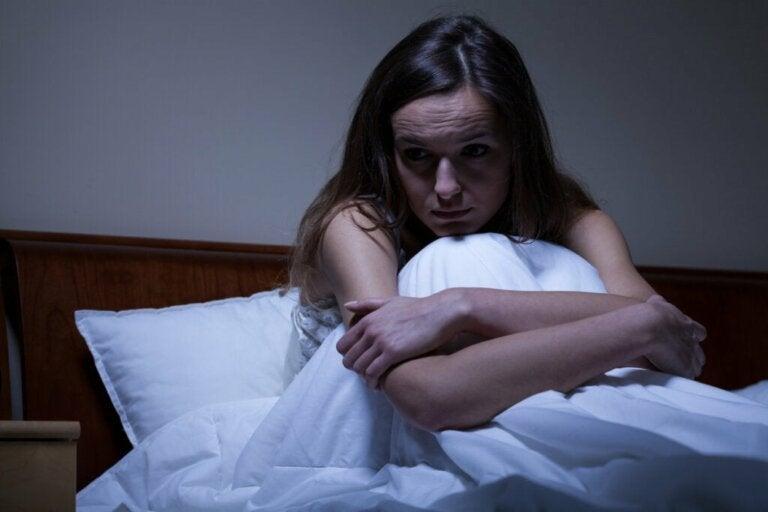 Por que tenho ansiedade à noite?