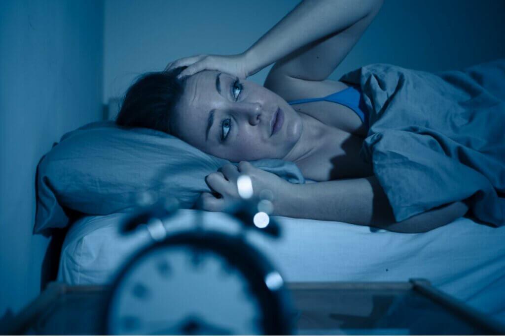 A insônia e a ansiedade