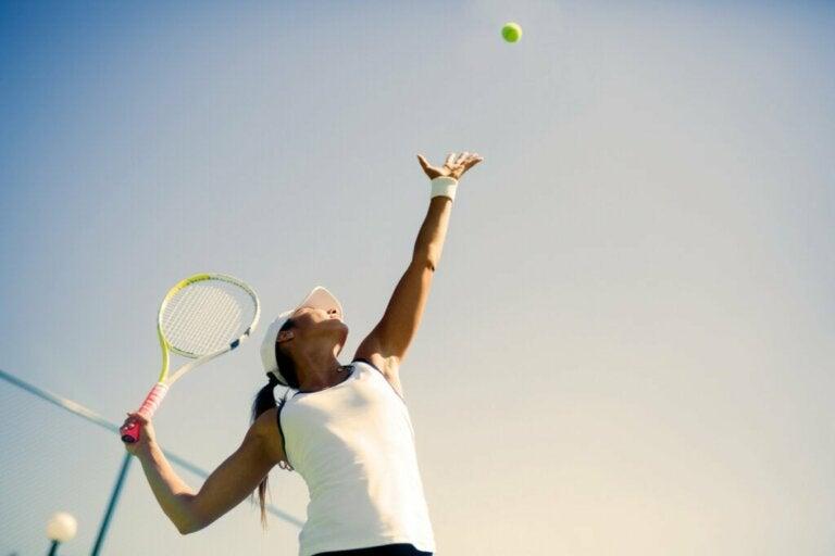 Habilidades psicológicas no tênis