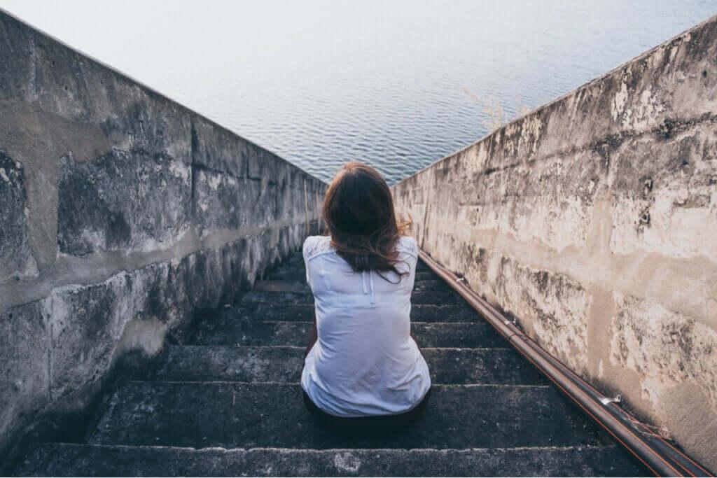 A dificuldade de enfrentar a sensação de vazio