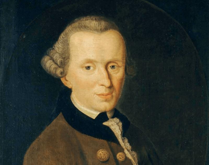 A ética de Kant: o imperativo categórico
