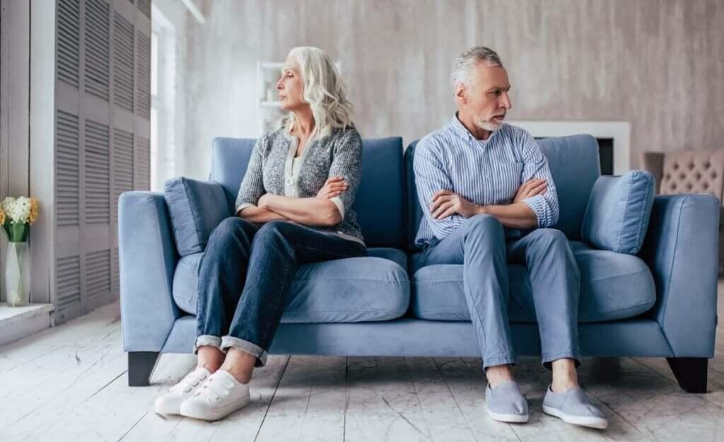 Como superar a separação dos pais na vida adulta