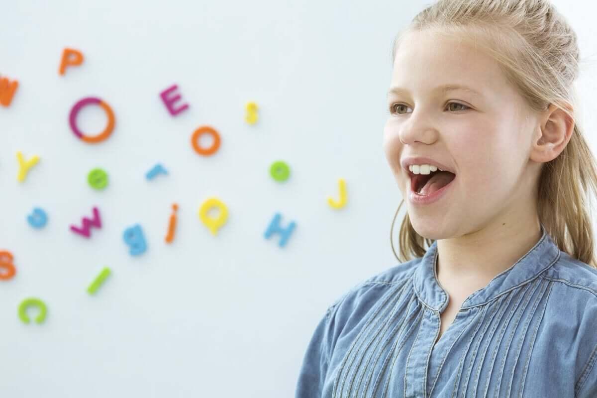 Tipos de distúrbios da fala