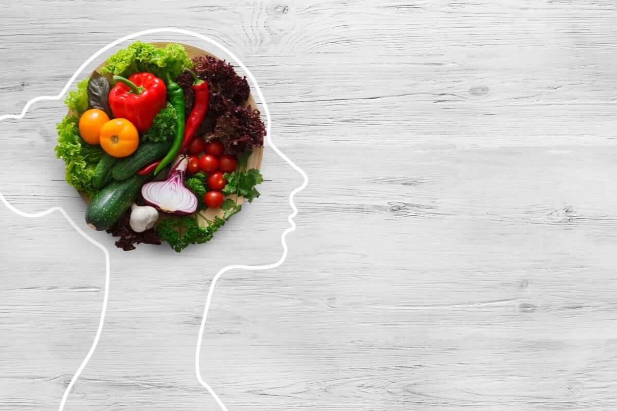 A alimentação e a mente