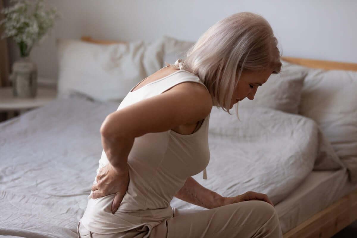 Dor crônica nas costas