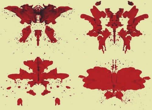 O teste criado por Hermann Rorschach