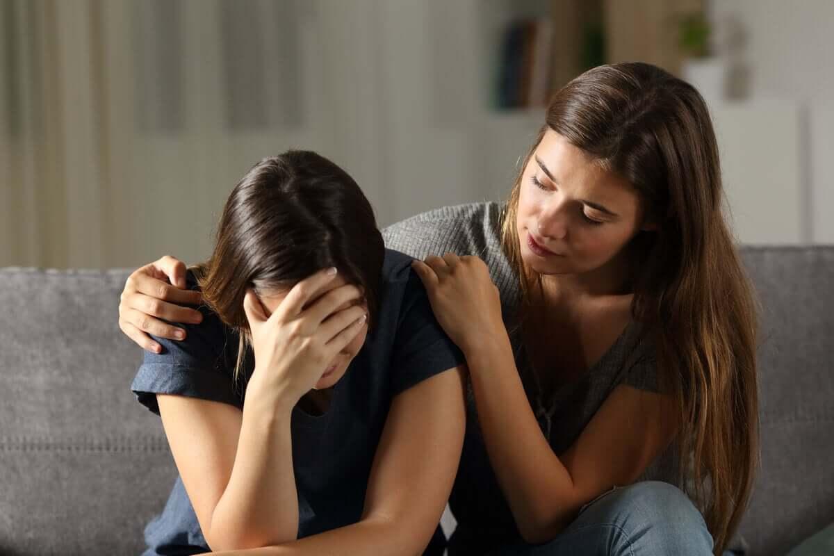 Consolar alguém diante do luto