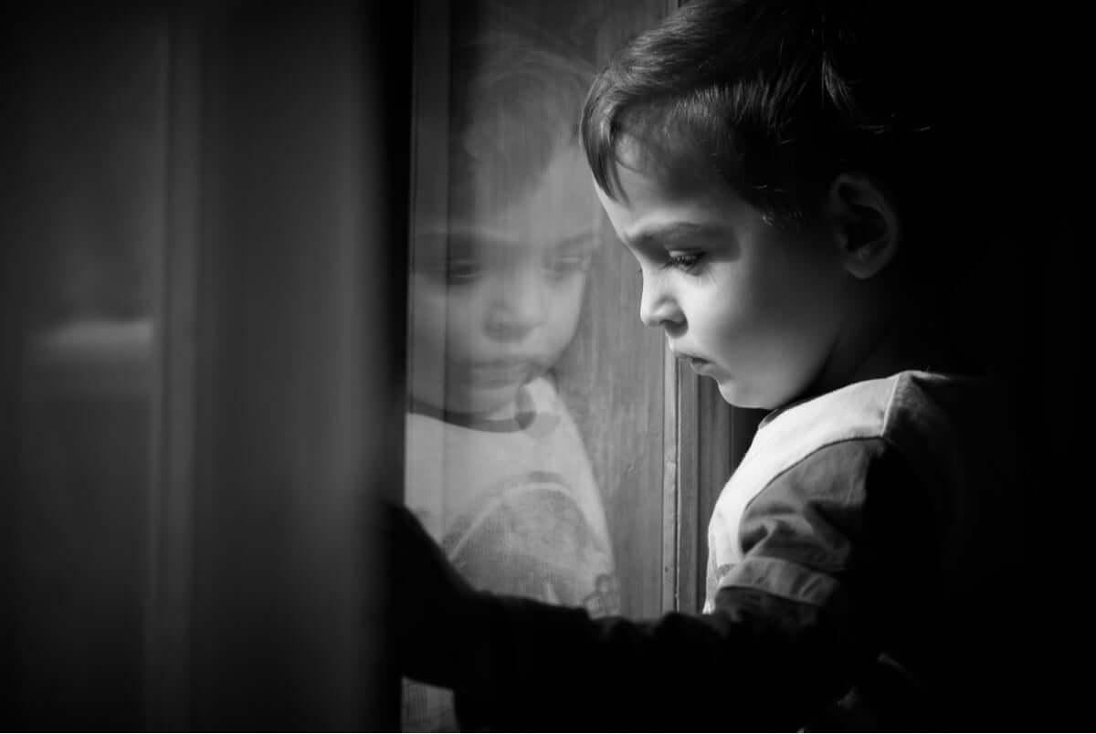 A infância é um estágio chave no desenvolvimento psicológico