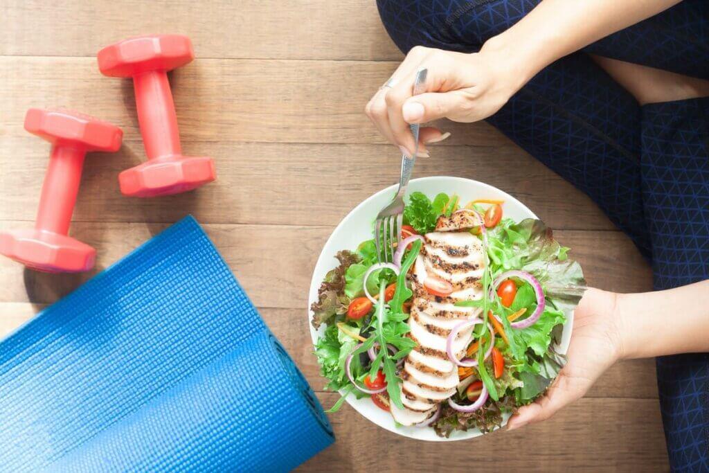 Hábitos de vida saudáveis