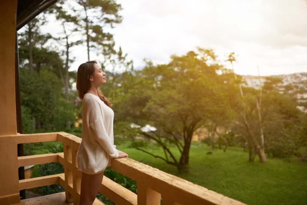 Benefícios psicológicos de viver em um ambiente rural