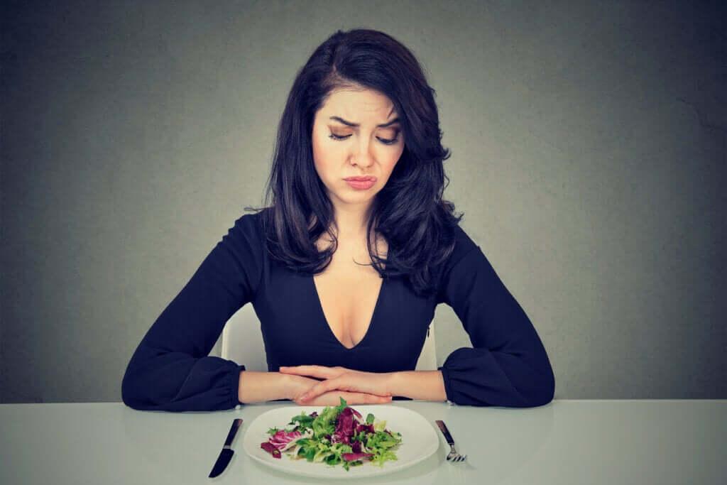 Fobias alimentares: ter medo de comer e não de engordar
