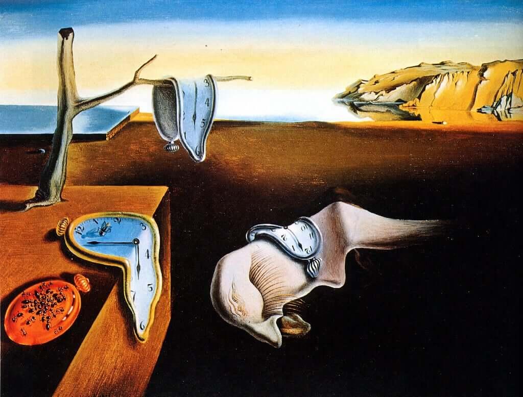 Obra de Salvador Dali