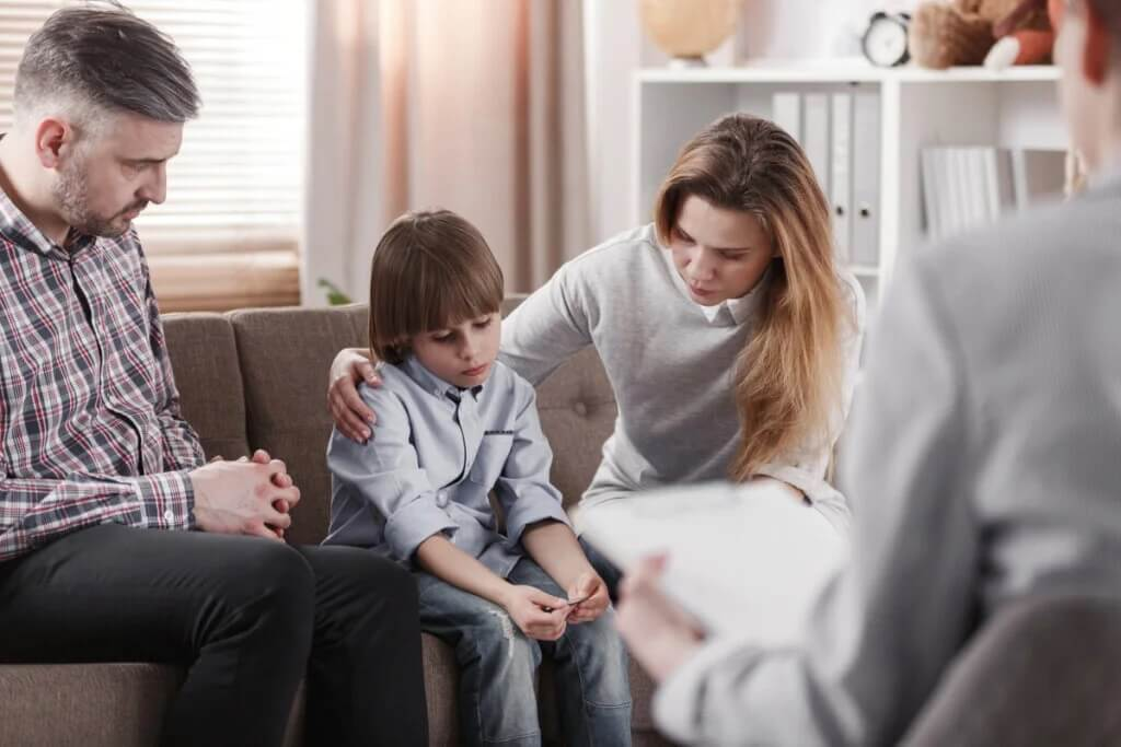 Crianças em terapia: uma visão caótica da disfuncionalidade