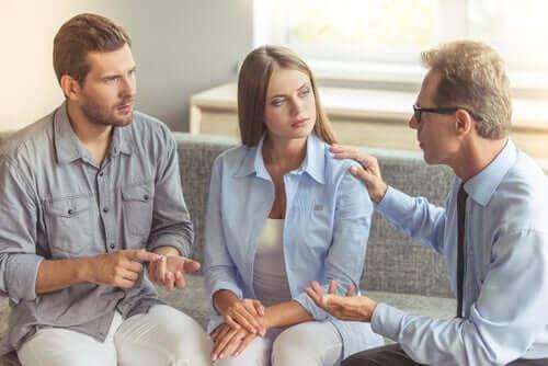Terapia de casal com sexólogo