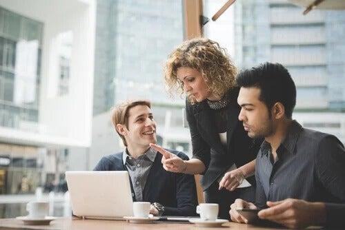 Como liderar equipes de trabalho