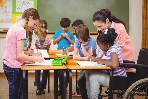 A educação inclusiva: uma aposta segura