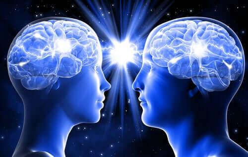 Como o contato visual prepara o cérebro para se conectar