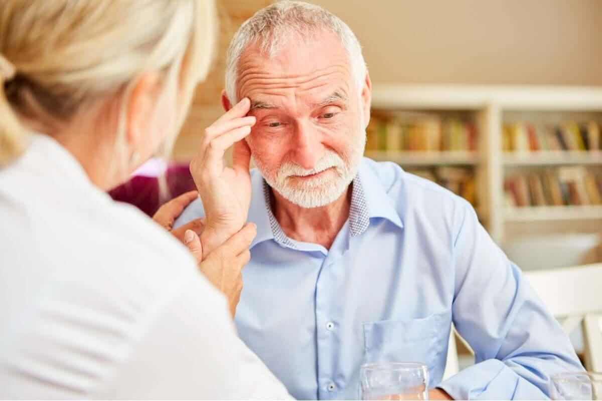 Estágio final (grave) do Alzheimer