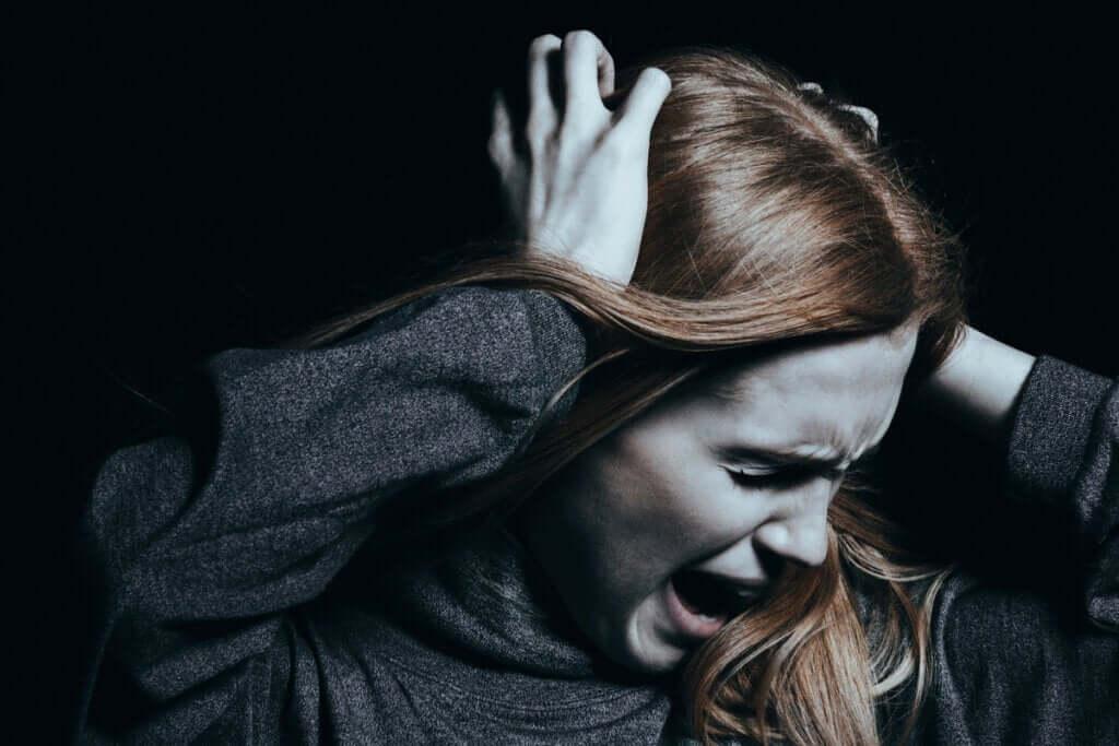 Quando me irrito, não consigo me controlar: o que está havendo?