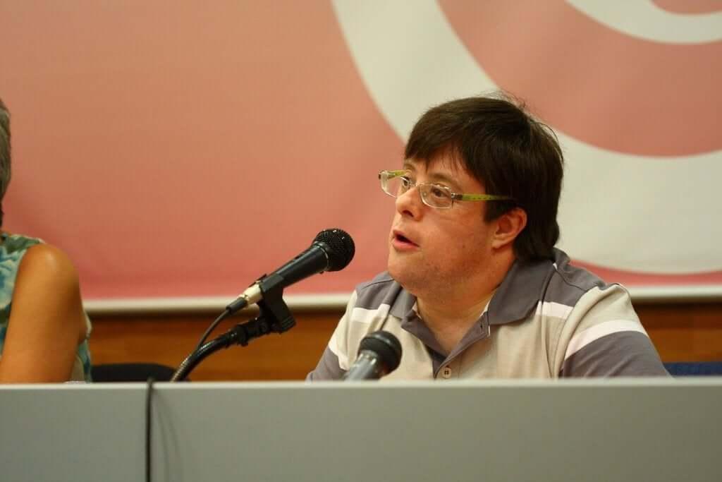 Pablo Pineda, o primeiro graduado europeu com síndrome de Down