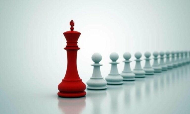 O que é a liderança transformacional?