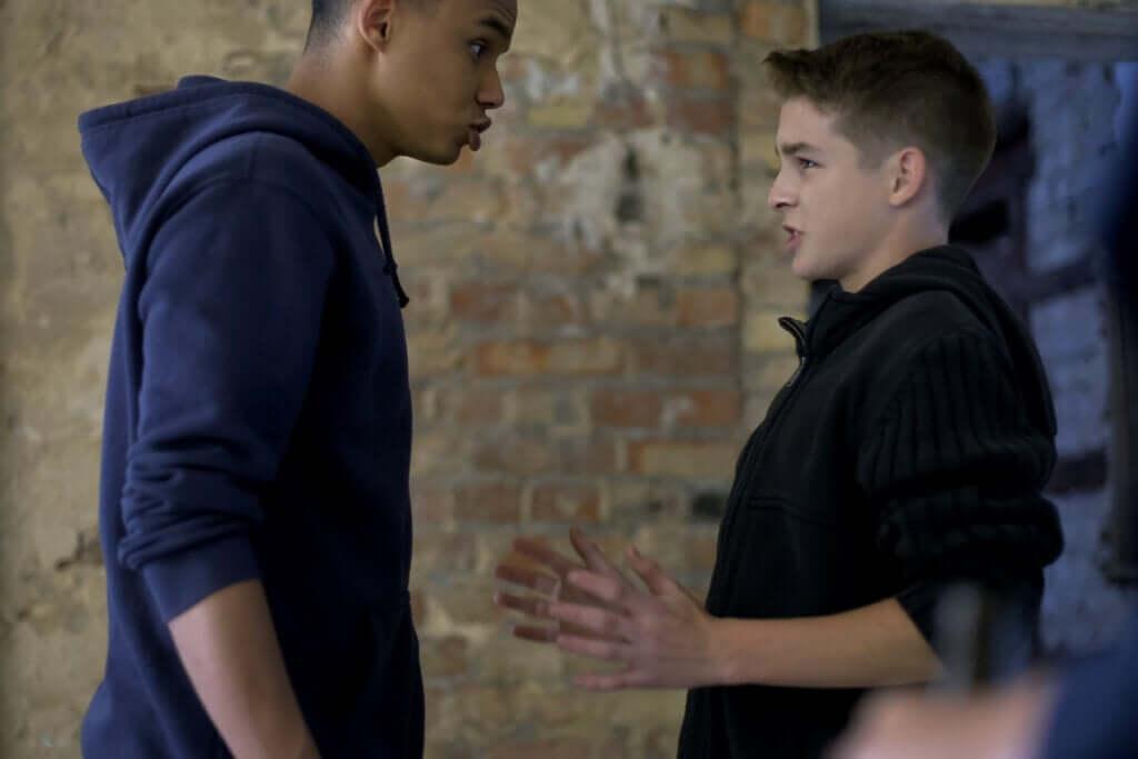 A agressividade na adolescência: causas e chaves para evitá-la