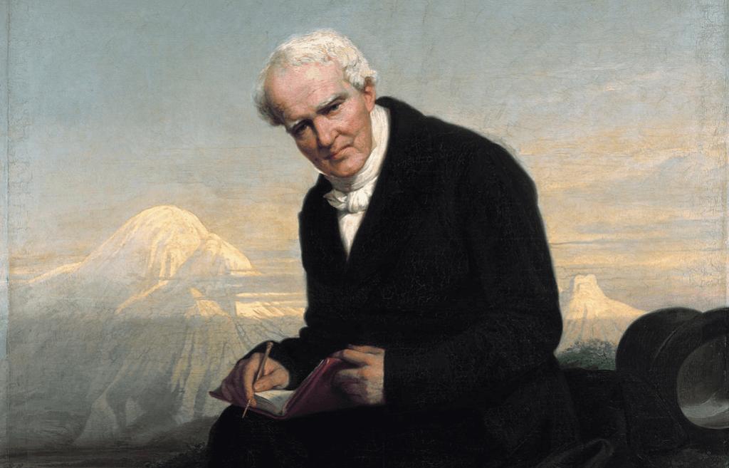 Biografia de Humboldt, um explorador sem limites