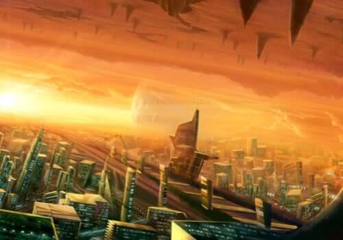 Cidade apocalíptica