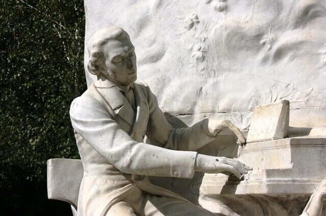 Estátua de Chopin