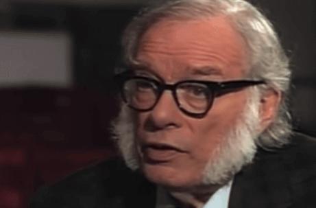 Biografia de Isaac Asimov, o poder da psico-história