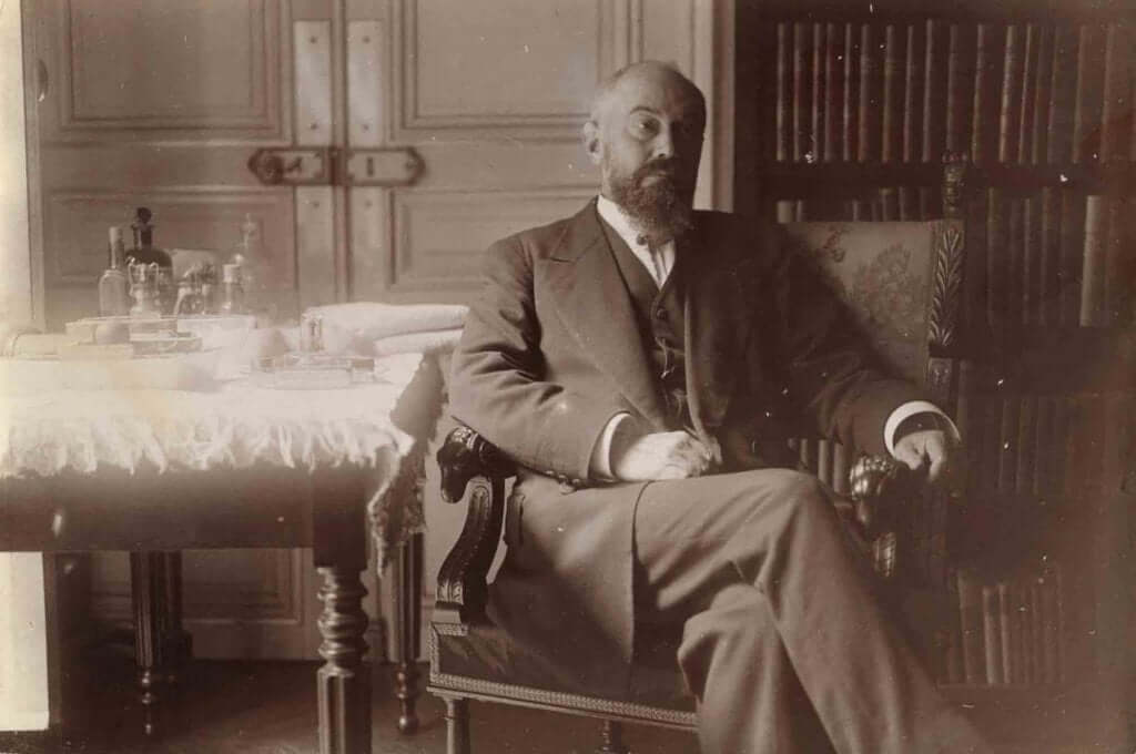 Biografia de Pierre Janet e a corrente da análise psicológica