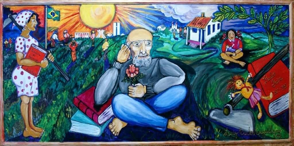 Paulo Freire, a biografia de um educador